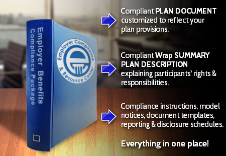 ECRC ERISA Compliance Package
